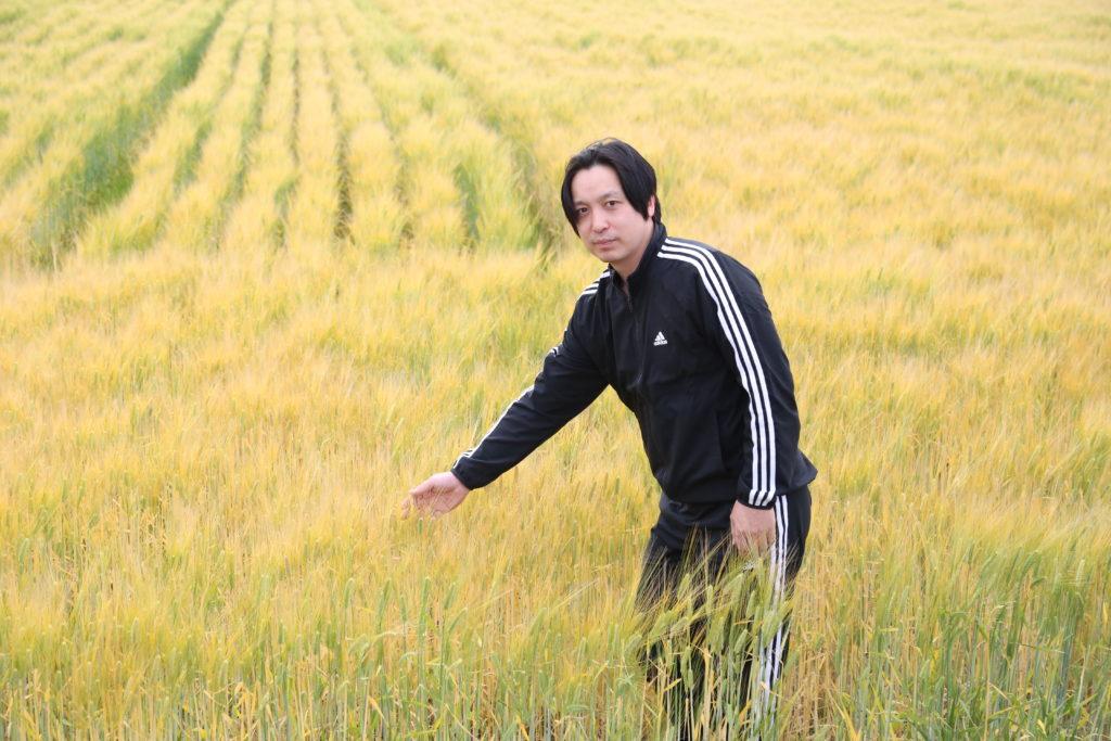 循環型農業を実践 父の背追い米麦や畜産 栃木県小山市の松本博司さん