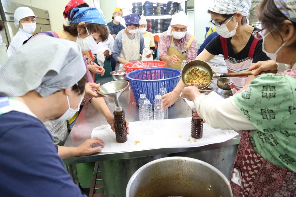 焼き肉のたれ完成 JAおやま女性会「フレッシュ」消費者と力合わせ