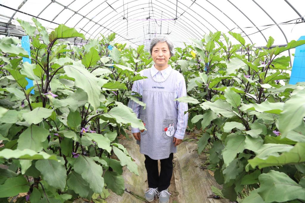 私が育ててます 「人と自然」に優しく 小山市 須賀秀子さん