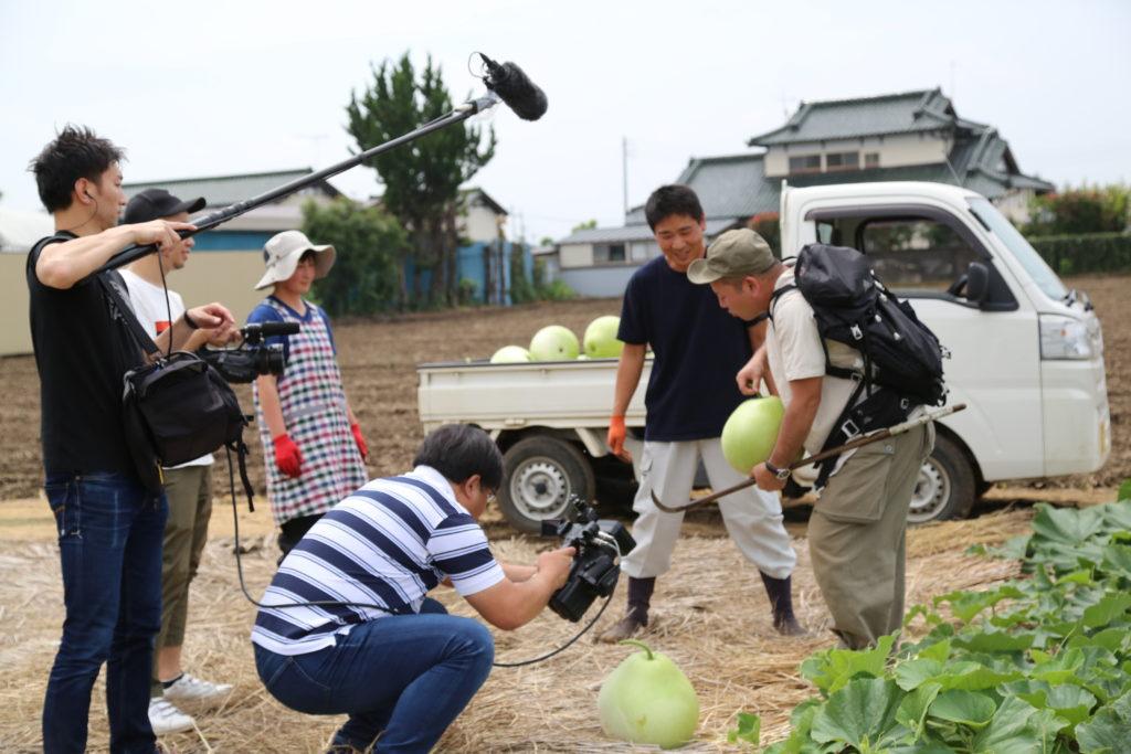 かんぴょう魅力PR テレビ番組で料理など紹介