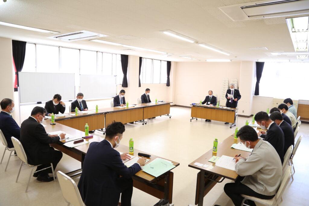 生産6トン目標 小山地区養蚕産地育成協が総会